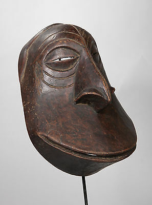 Hemba Chimpanzee Mask, D.R. Congo, Old South African Collection