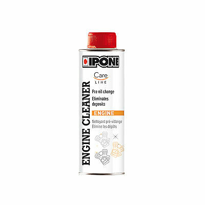 Ipone Careline Motorcycle Engine Oil Flush Cleaner 300ml