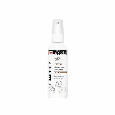 Ipone Careline Motorcycle Helmet Cleaner Spray For Gloss and Matt Finishes 100ml