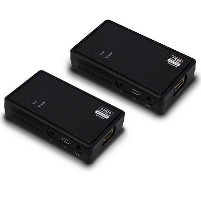 Wireless 1080p Full HD HDMI Wifi Extender Deliver Transmitter & Receiver System