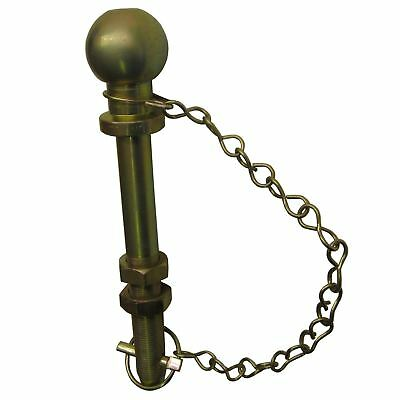 50mm Tow Ball / Bar with Threaded Pin & Chain TR037