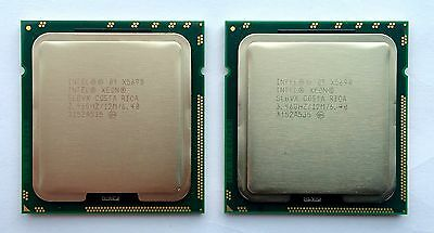 Matched Pair Intel Xeon X5690 3.46GHz 12M 6 Core 1333MHz SLBVX CPU Processor