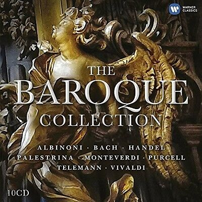 Various Artists - Baroque Collection / Various [New CD] Boxed Set