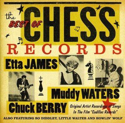 Best Of Chess: Orig - Best of Chess: Orig Versions in Cadillac Records [New CD]