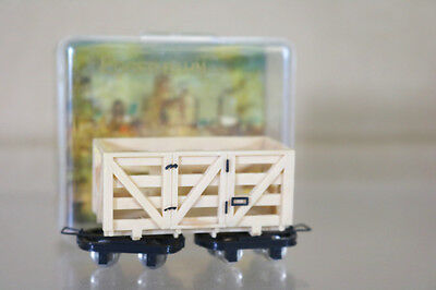 JOUEF EGGER BAHN PV23 HOe SCALE MINING LOGGING OPEN GOODS WAGON MINT BOXED ng