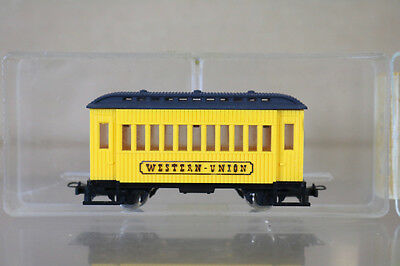 JOUEF EGGER BAHN PV27 HOe SCALE WESTERN UNION OLD TIME COACH MINT BOXED ng