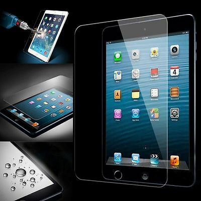 Screen Protector [Tempered Glass] [Clear PET Film] For Apple iPad Mini 1 2 3 7.9