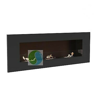 """ALL COLOURS GLASS-""""Delta3"""" Bio fireplace 1200/400 Biofireplace bioethanol  Gifts"""