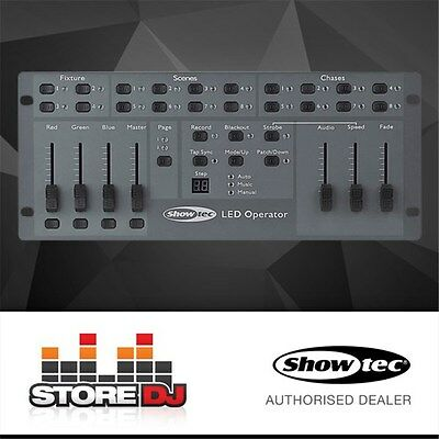 Showtec LED Operator DMX Controller (For RGB LED Cans)