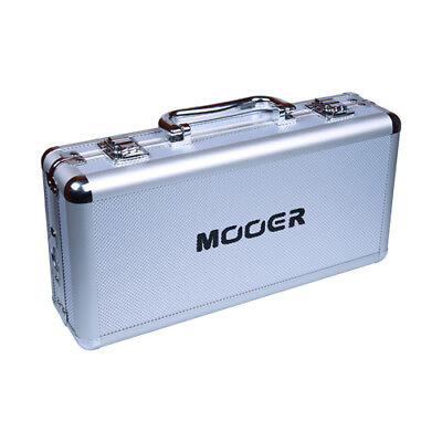Mooer Firefly M4 Flightcase For Micro Series Pedals & Mini Pedals