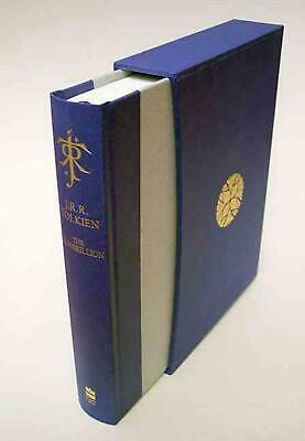 The Silmarillion: Deluxe Edition: 30th Anniversary by J.R.R. Tolkien Hardcover B