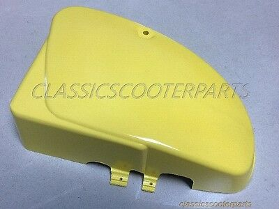 Honda C70 Passport 1982-84 battery side YELLOW COVER U.S Model PLEASE READ H2196