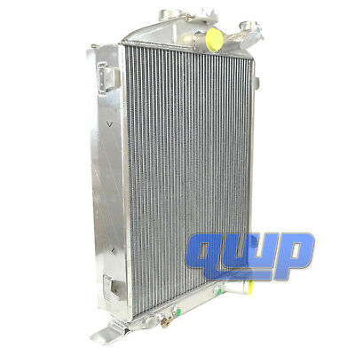 New Aluminum Racing Radiator 27x17 1/4x4 1932 Ford Hi-boy 2-Row *CHEVY ENGINE*