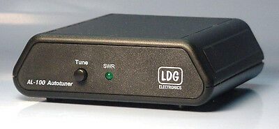LDG AL 100 automatic antenna tuner for Alinco models
