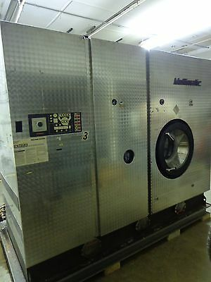 Multimatic Atlas 840 45 Dry Cleaning Washing Machine 100 lb Drycleaning 220/3/60