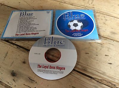 loyal ibrox singers-blue is the colour-15 great rangers songs cd