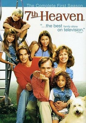 7th Heaven: The Complete First Season [6 Discs] (2004, DVD NEW)