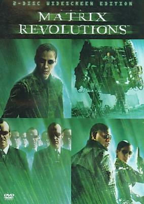 The Matrix Revolutions Used - Very Good Dvd