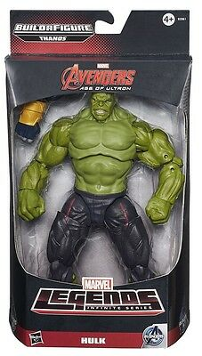 Marvel Legends Infinite Avengers / Hulk / 6 Inch