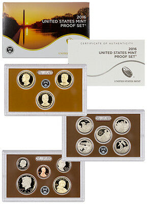 2016-S United States Clad Proof Set (Original Mint Packaging) SKU40450