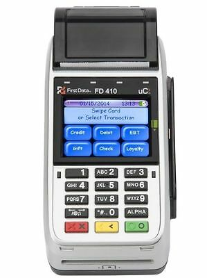 First Data FD130 EMV NFC Dial/IP Credit Card Machine *READY TO DOWNLOAD*