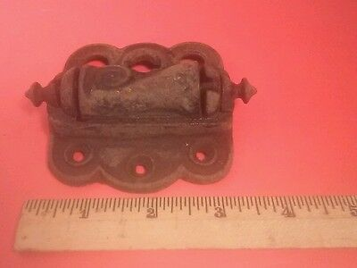 antique vintage Victorian screen door hinge--ESTATE FIND