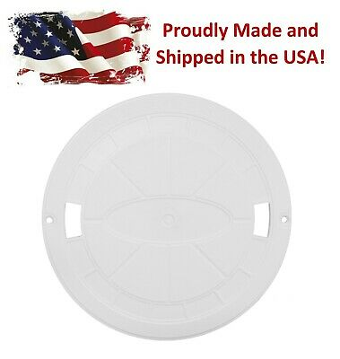 Aftermarket Hayward Swimming Pool Skimmer Deck Lid Cover SP1070C SPX1070C