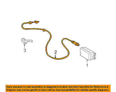 gm oem cruise control cable 10322695 $22 64 picclickgm oem cruise control cable 15734164