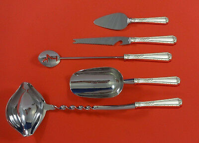 Louis XIV by Towle Sterling Silver Cocktail Party Bar Serving Set Custom Made