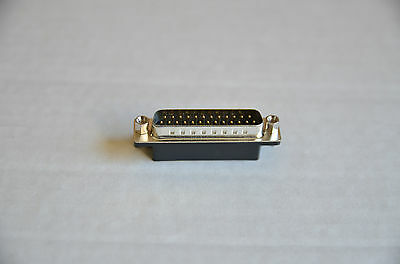 10Pcs Male Right Angle 25Pin D-SUB Connector DB25 LPT Parallel Port to PCB
