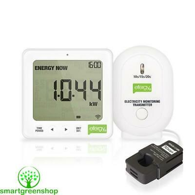 Efergy e2 Classic Wireless Home Energy Usage Monitor Smart Electricity Meter