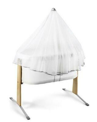 Baby Bjorn Canopy For Baby Cradle/Bassinet (White) (BabyBjorn) Free Shipping!