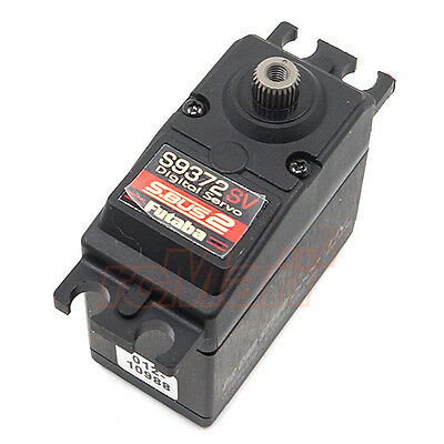 Futaba HV S.Bus2 High Torque Voltage Metal Case P.G. 4WD RC Cars Servo #S9372SV