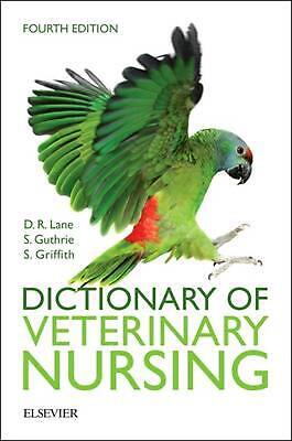 Dictionary of Veterinary Nursing by Sue Guthrie (English) Paperback Book Free Sh
