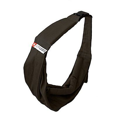 4 Lazy Legs Pets Carrier Basic Black Pet Supplies Hands-Free Sling-Style Carrie