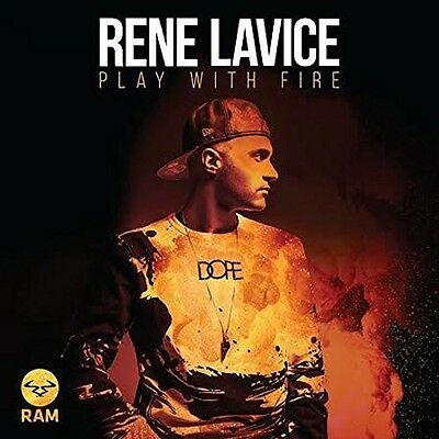Playing With Fire Sampler - Rene Lavice (2015, Vinyl New)