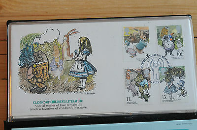 July 11th 1979 Classics of Children's Littrature  First day covers- British