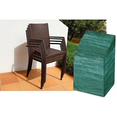 Garland Green COVER for Patio Stacking Chair Chairs garden waterproof outdoor