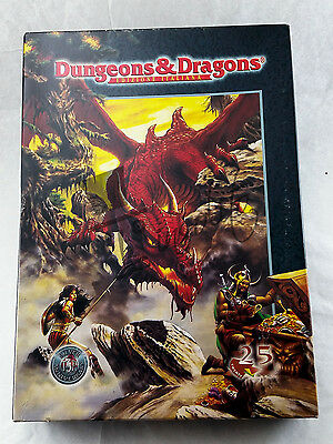 Dungeons & Dragons - D&D - Set Base - TSR - 25 Edition - 1999