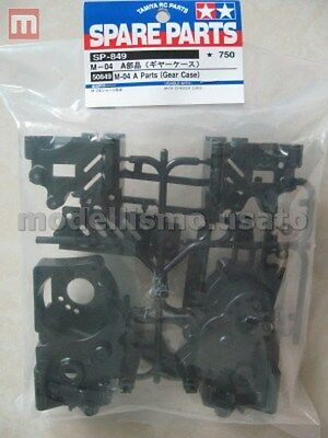 Tamiya 50849 M04 Chassis A Parts - Gear Case Telaio modellismo