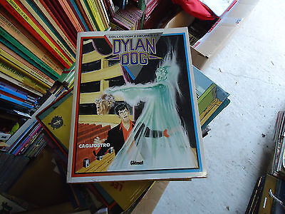 Dylan Dog   Cagliostro   Glenat Collection 2H30