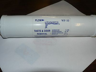 Ice Machine Water Filter With  Fitting