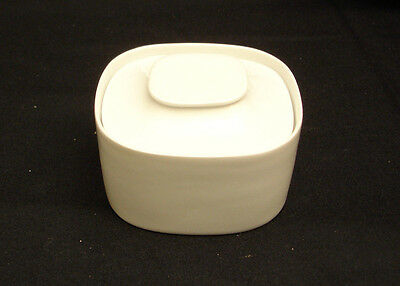 """Transition White by Block SUGAR BOWL 3 3/4"""""""