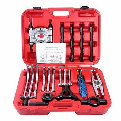 Hydraulic Bearing Gear Puller Extractor Separator Remover Tool Kit 10T