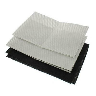 Cooker Hood Filters Kit for Neff Extractor Fan Vent Grease Carbon Filter