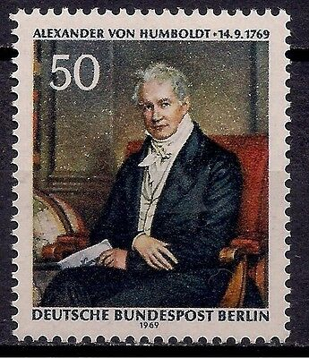 Germany B 1969  A. v. Humboldt Geographer Naturalist Explorer Geography People**