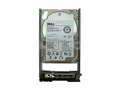 """Dell Enterprise 300GB 10K 6Gb/s SAS 2.5"""" HDD 745GC with Tray"""