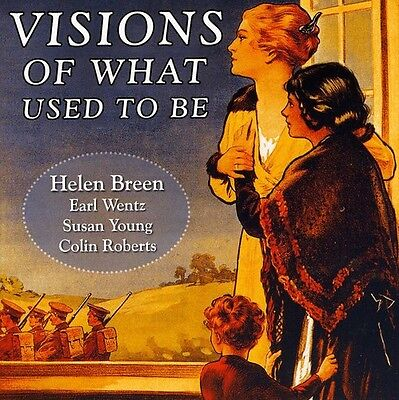 Helen Breen - Visions of What Used to Be [New CD]