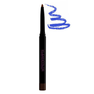 KLEANCOLOR Retractable Waterproof Lip & Eye Liner - Silver Blue (FREE SHIP)