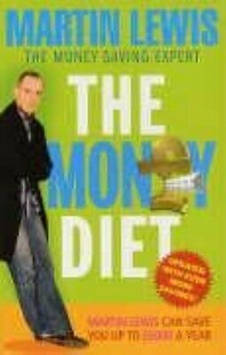 The Money Diet by Martin Lewis Paperback Book